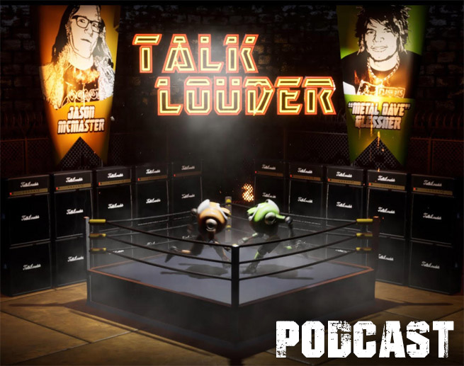 Talk Louder Podcast
